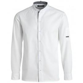 Unisex Kokkeskjorte eller tjenerskjorte..