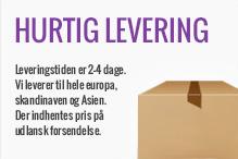 Dansk Firmagaver tilbyder hurtig levering