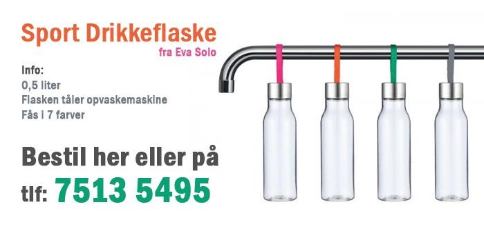 Eva Solo Drikkeflasker 0,5 l