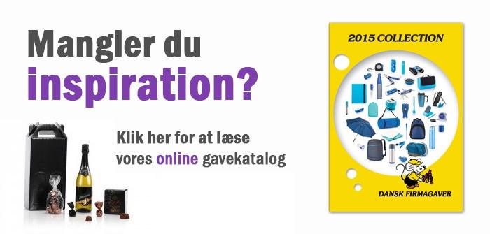 Dansk Firmagaver katalog 2015