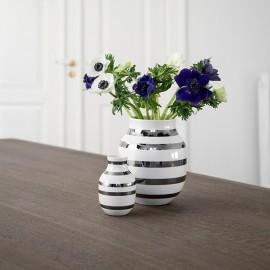 Kähler Sølv Omaggio Vaser