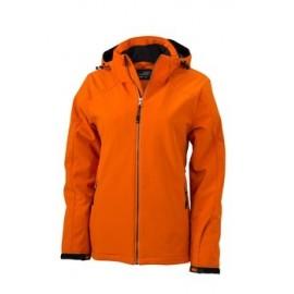 Softshell jakke, foret