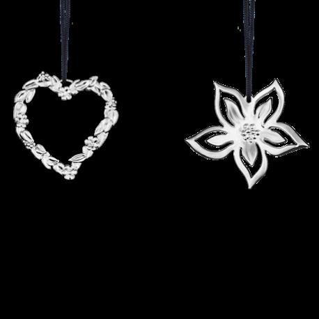 Blomsterhjerte og Juleuro