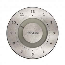 ParkOne elektronisk p-skive (Metal)