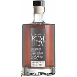 Skotlander RUM IV - Dansk Rom
