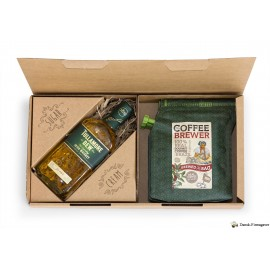 Irish Coffee Kit  som indeholder: