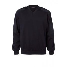 V-hals pullover 4668