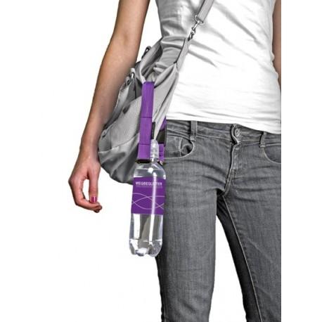 Flaske holder