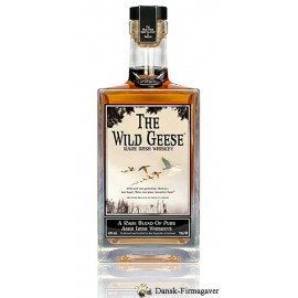 The Wild Greese Irish Wheskey Rare Irish Blend 43%