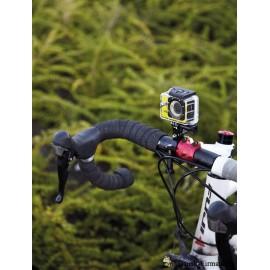 Action kamera inkl. tilbehør