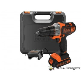 BOREMASKINE - Black & Decker