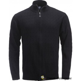 Blakely Knitted Full Zip - Cutter Buck