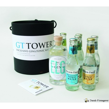 GT Tower Exclusive Gin&Tonic Kit,