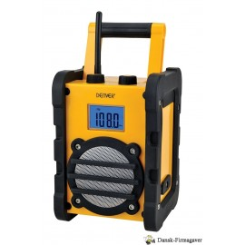DENVER WR-40MK2 FM Radio - Håndværker