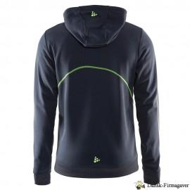 Sweatshirt med hætte - Craft