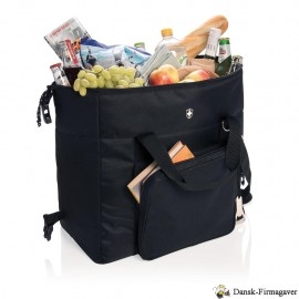 Indkøbs og duffel Kølertaske - Swiss Peak XXL