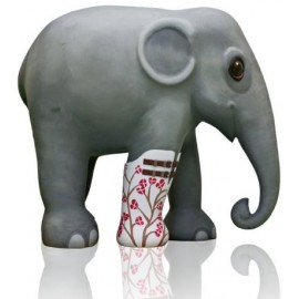 Elefant Mosha in Denmark