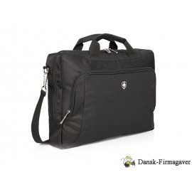 "Swiss Peak luksus 15"" laptop taske"