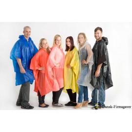 Rain Poncho PVC Comfort
