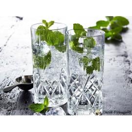Lyngby glas Krystal Highball