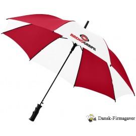 Paraply med Lige hank