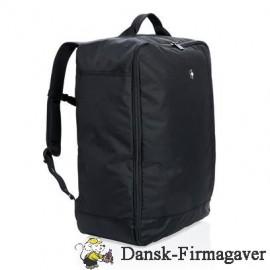 Swiss Peak XXL rejse rygsæk / duffeltaske, sort