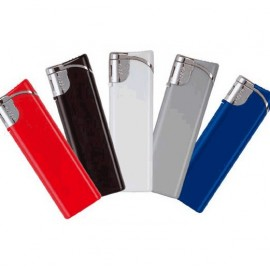 Poppel lighter, slim, elektronisk