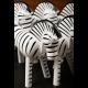 Bojesen på savannen. Familien af trædyr er udvidet med den håndmalede zebra