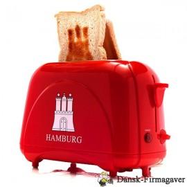 Toaster med logo