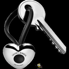Nøglering - hjerte