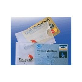 Kreditkortholder, transparent, 2073