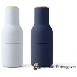 Bottle Kværn lille 20 cm. salt + peber