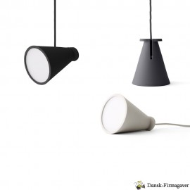 Bollard Lampe - med stik