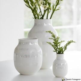 Kähler Omaggio stribet vaser