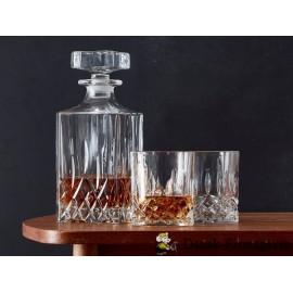 Lyngby Lounge whiskysæt - 3 dele