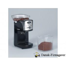 Severin kaffekværn 100watt i sort/sølv