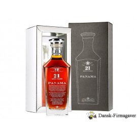 Rum Nation - Panama 21 år Decanter 40% 700 ml.