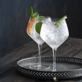 Luigi Bormioli mixology G&T glas 4 stk
