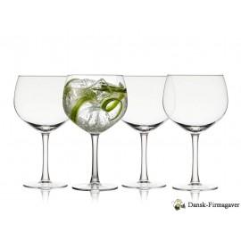 LYNGBY JUVEL GIN&TONIC GLAS, 4 STK.