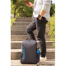 "Lima 15"" RFID & USB laptop rygsæk"