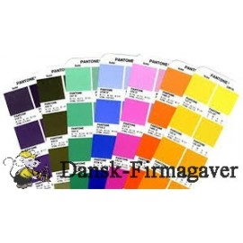 Pantonefarver og Ral Farver