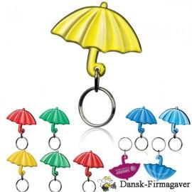 Paraply nøglering