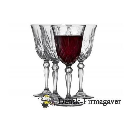 Lyngby rødvin glas