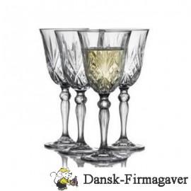 Lyngby hvidvin glas