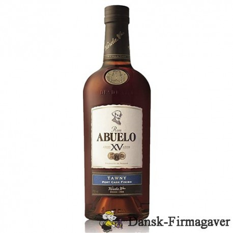 Abuelo XV Finish Collection Tawny