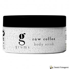Grums  Raw Coffee Body Scrub - 200 Ml