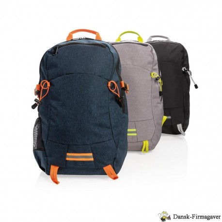 Outdoor RFID og PVC fri laptop rygsæk
