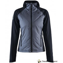 Craft Polar It pd midlayer, Black/asphalt