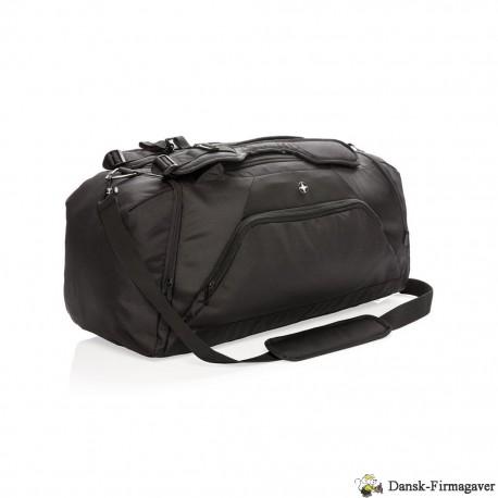 Swiss Peak RFID sports duffel og rygsæk