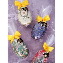 Fabergé-æg med fyldte æg